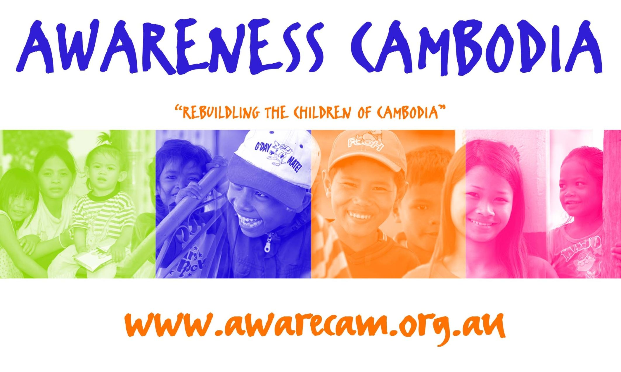 Laugh and Play Outdoors donate 8% of sales to Awareness Cambodia